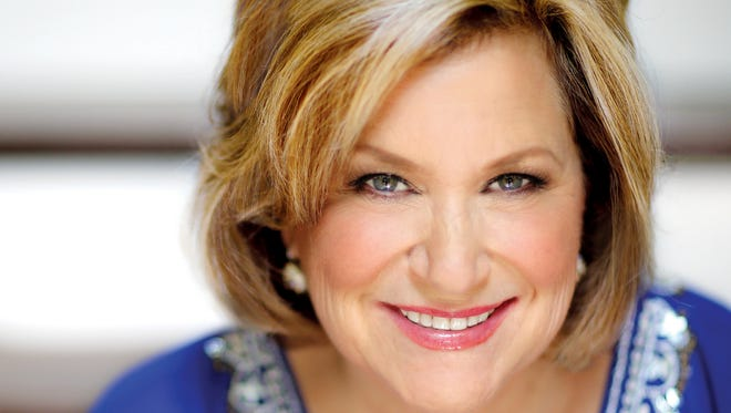 Christian singer Sandi Patty.