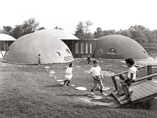 The iconic domes at Roeper were named after Martin