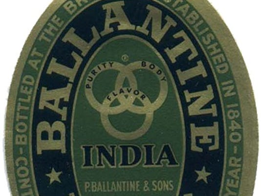 Ballantine Older Logo