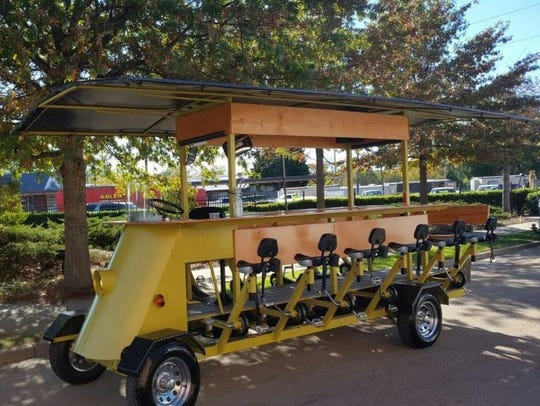 "The Wausau Spokeeasy will be the city's first ""pedal"