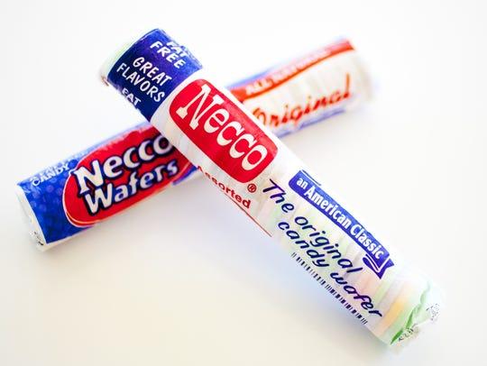Worst: Necco wafers