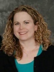 Kristen Hunter Randall is a candidate for Livingston