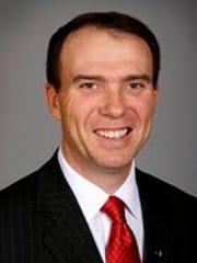 Iowa Rep. Greg Heartsill, R-Melcher-Dallas