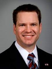 Sen. Charles Schneider, R-West Des Moines
