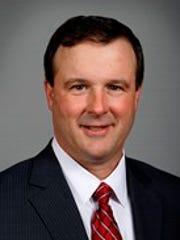 Iowa Senate Majority Leader Bill Dix, R-Shell Rock