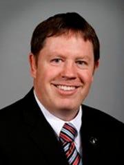 Sen. Tod Bowman, D-Maquoketa.