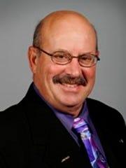 Sen. Rich Taylor, D-Mount Pleasant