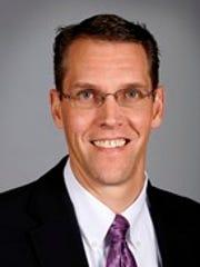 Sen. Randy Feenstra, R-Hull