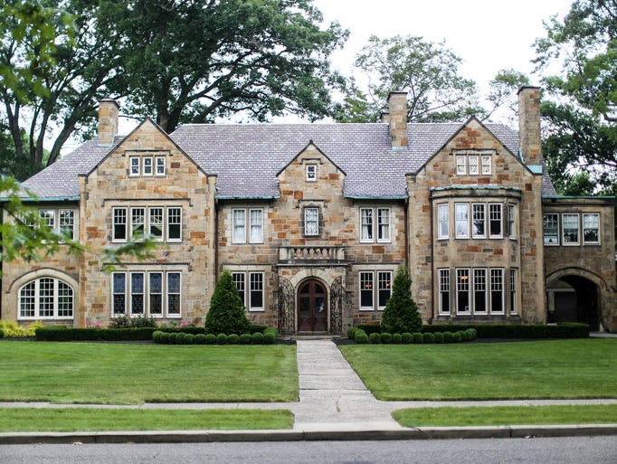 Photos Stone Hedge A Boston Edison Mansion Reflects