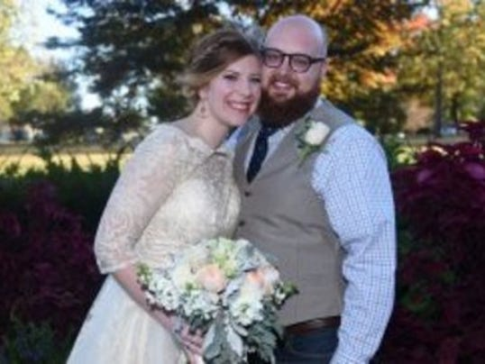 Weddings: Rachel Hinkley & James Hunnicutt