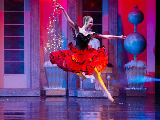 Tickets to the Mini Nutcracker in December go on sale