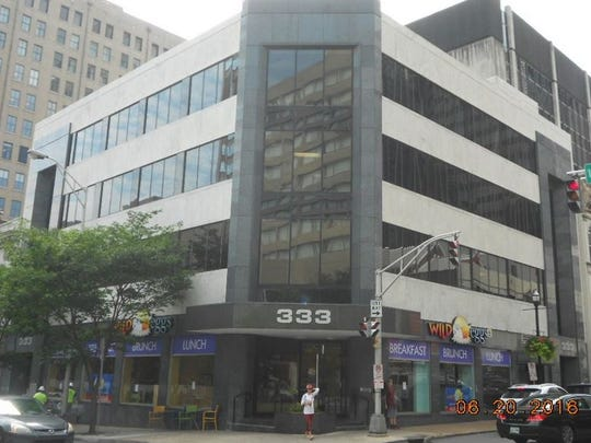Wild Eggs is the tenant for ground-floor retail space