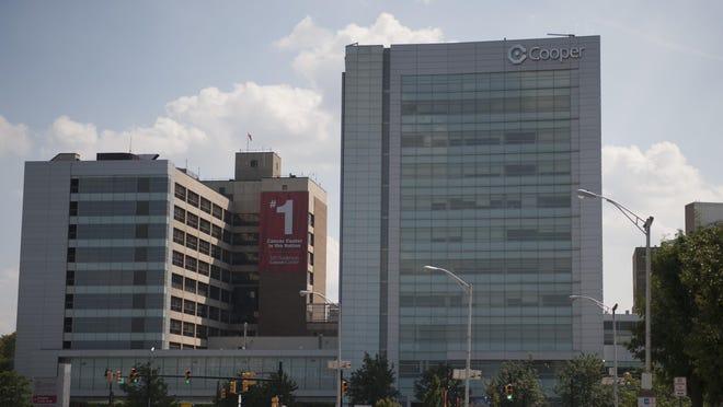Cooper University Hospital in Camden