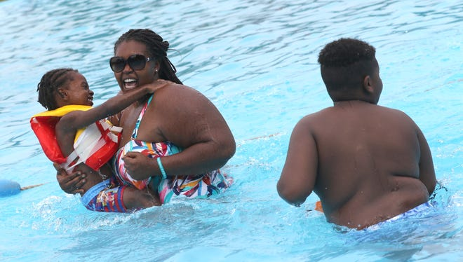 Liberty Park Pool had a shorter season this summer than usual.Opening day was delayed two weeks after Memorial Day due to the coronavirus pandemic.