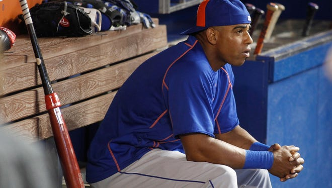 Yoenis Cespedes is the Mets' priority this offseason but they will have to spend to re-sign him.