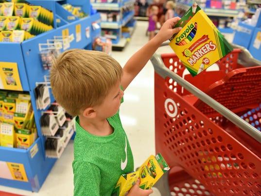 Target - Back to School Supplies