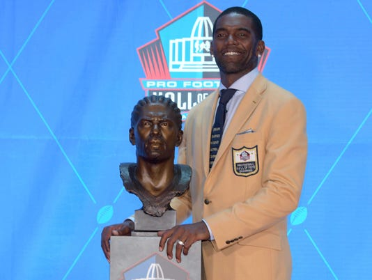 NFL: Pro Football Hall of Fame-Enshrinement Ceremony