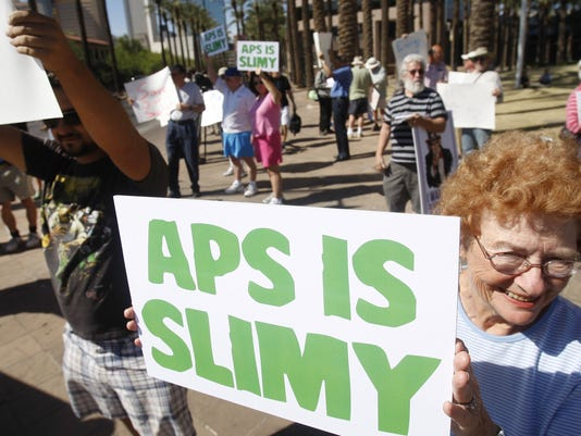 Sidestepping the APS-rooftop solar feud