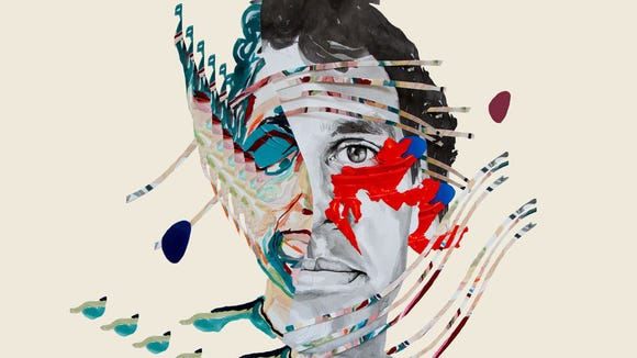 """Animal Collective's """"Painting With""""."""