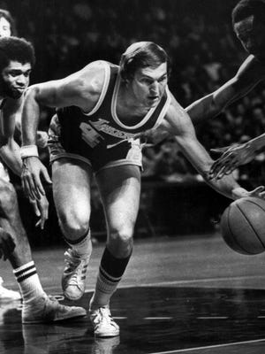 The short of it: Jerry West was the last to wear the short shorts.