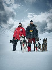 """""""The Great Alone"""" filmmaker Greg Kohs and Iditarod"""