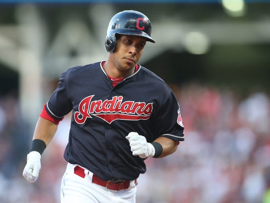 MLB: Los Angeles Angels at Cleveland Indians
