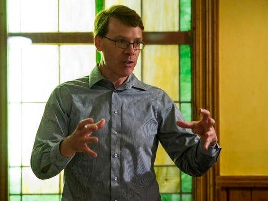 Dr. Bob Carriker, founder of BoudinLink.com and the