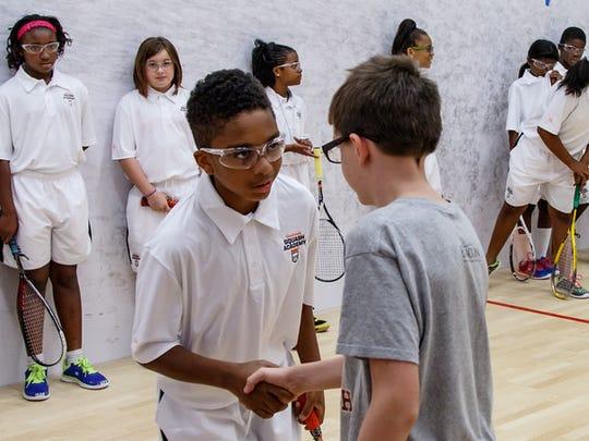 National Urban Squash and Education program