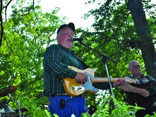 Billy Lee performs with Ridin' Shotgun in 2015 at Birchard Park. Friends of Lee are holding a fundraiser for the performer and business owner Saturday at Fremont's UAW Hall to help defray some of his medical and travel expenses from recent health issues.