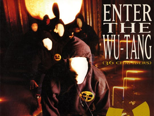 Enter the Wu-Tang (36 Chambers) was released in 1993.