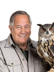 Jim Fowler was the longtime host of the Emmy-winning