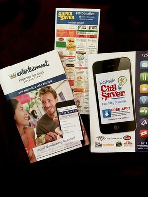 The Entertainment Book, City Saver and Smart Discount Cards all offer savings at restaurants, attractions and retail outlets, while serving as fundraisers for local non profits and schools.
