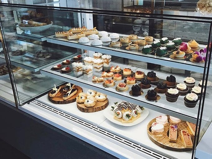 NOW OPEN: SWEET DEE'S BAKESHOP | One of the three signature