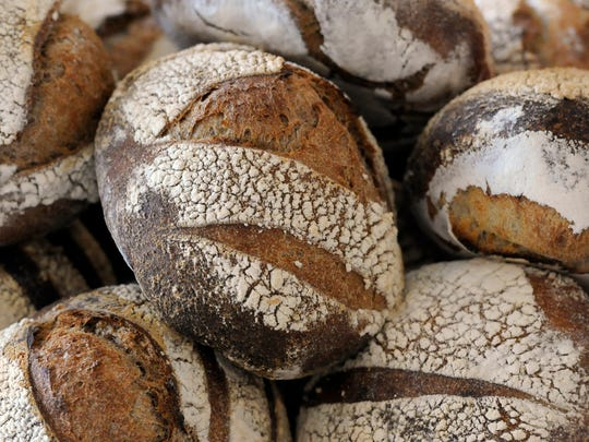 How about some fresh bread from Ground Floor Farm in Stuart?