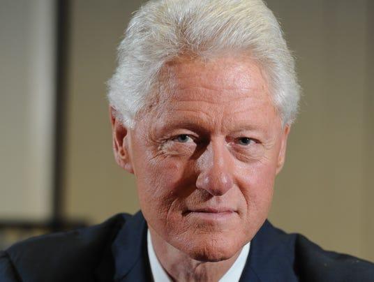 Bill Clinton honors LBJ at Civil Rights Summit
