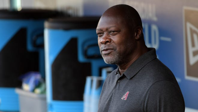 Dave Stewart was the Diamondbacks general manager from 2015-16.