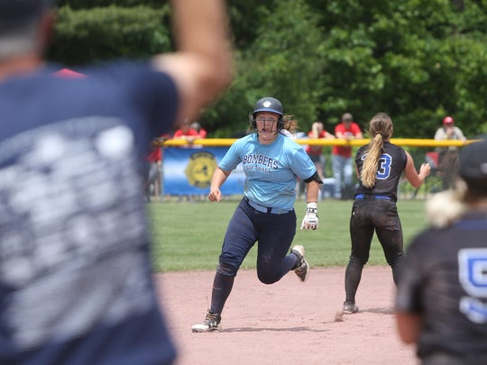 Pine Plains' Cat Simmons named softball player of the year