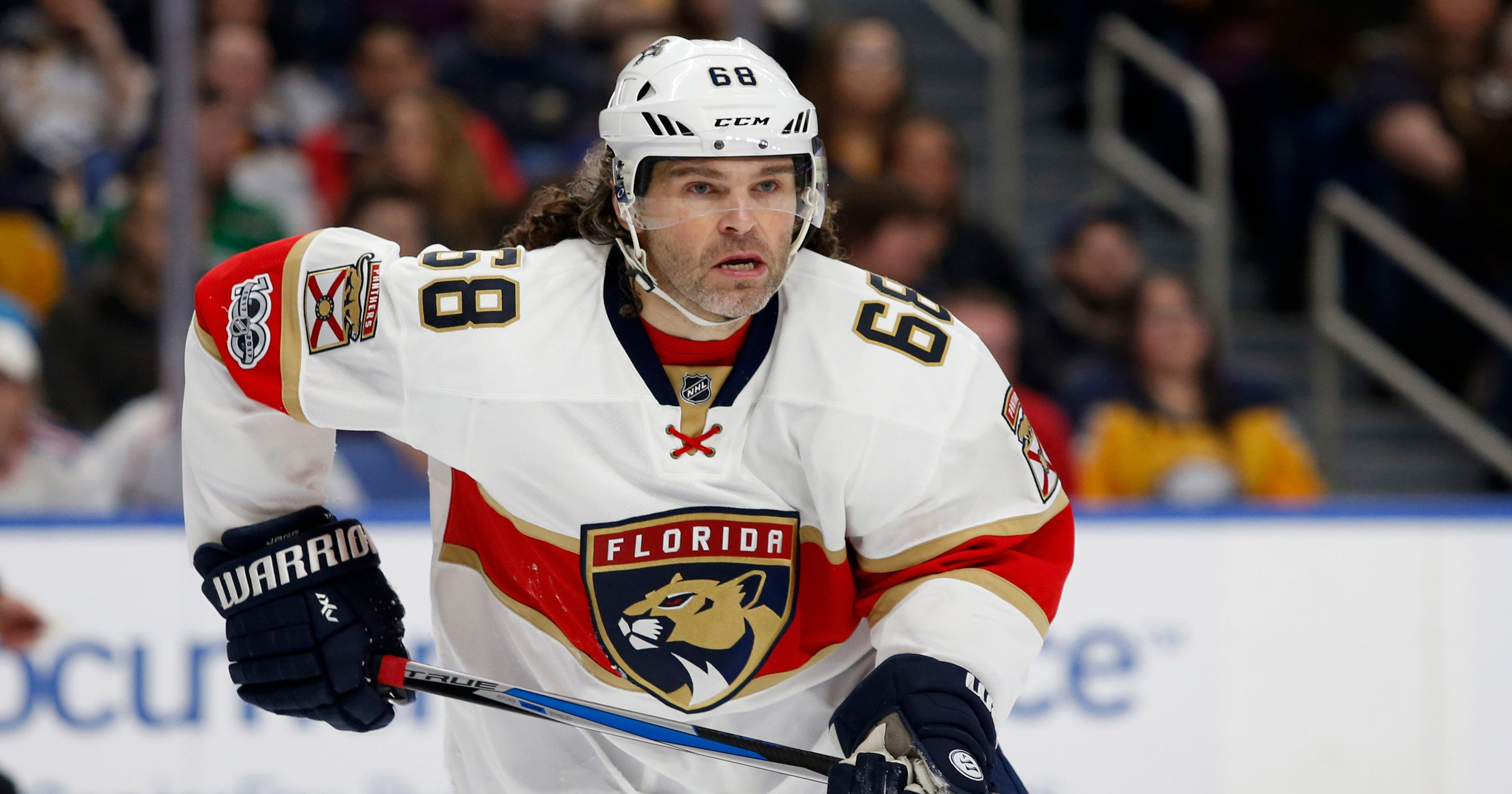 a1d94720452 Jaromir Jagr  45-year-old to sign with Calgary Flames