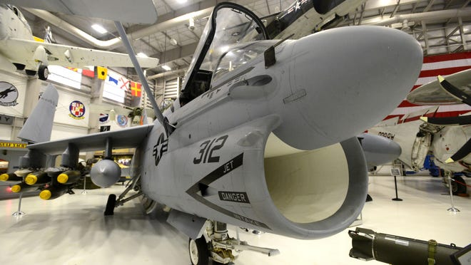 "The National Naval Aviation Museum recently made the ""Top 20 Museum in the USA"" list by Yelp."