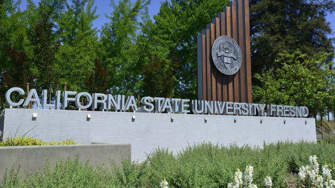 This 2015 file photo shows Fresno State.