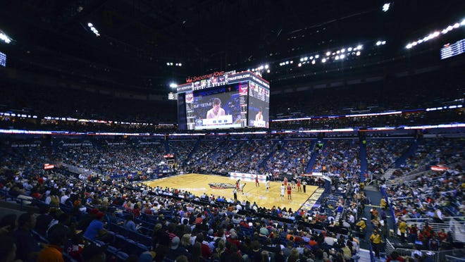 The Smoothie King Center could host the 2017 NBA All-Star Game.