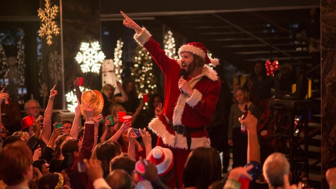 """T.J. Miller in """"Office Christmas Party."""""""