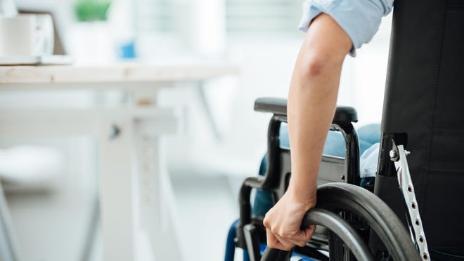 The number of work credits you need to qualify for disability benefits depends on your age when you become disabled.