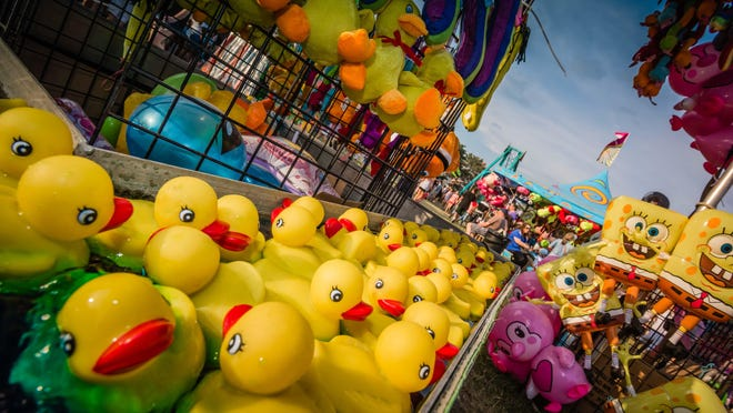 Many local festivals feature a wide range of entertainment from top local bands, food, games and carnival rides.