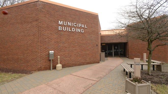 The Rockaway Township Municipal Center.