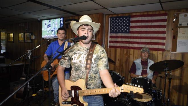 Wyatt Ellis, who leads the Wyatt Ellis Band, will be playing a socially distanced show on Friday at Community Gardens, 1067 Texas 71, in Bastrop.