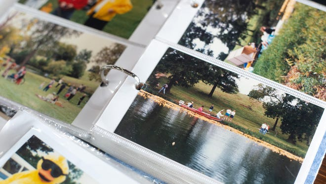 Lake Shawnee has long been the site of the Sartoga Great Topeka Duck Race as the cove offers an ideal spot. Photo albums show the race over the years beginning in 1996.