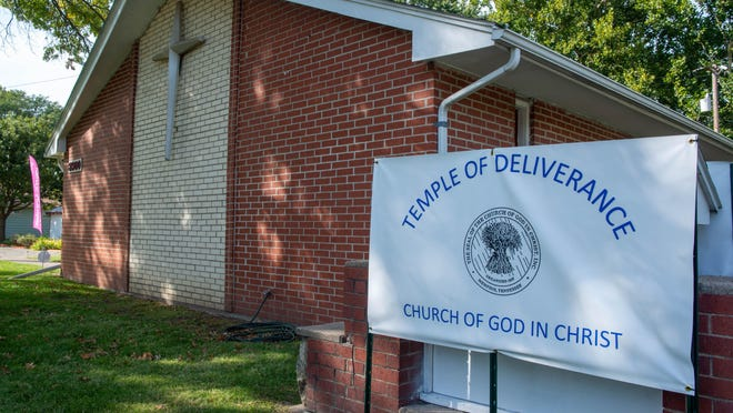 The new location of the Temple of Deliverance at 3900 SW Shunga Dr. is led by Rev. Walter Sherrod who will be celebrating 30 years of ministry in Topeka.
