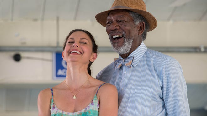 """Dolphin Tale 2"" opens Friday, with Morgan Freeman and Ashley Judd in tow."