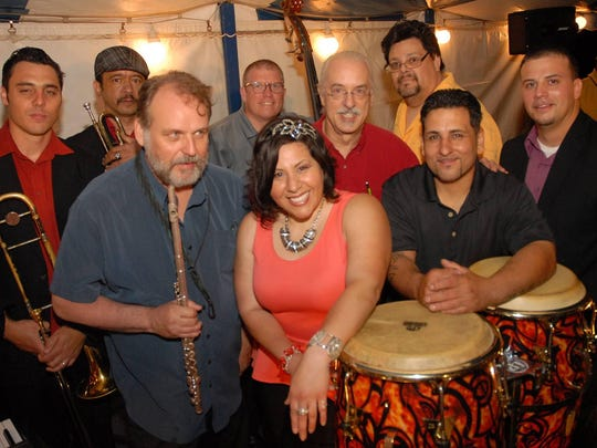 The Latin jazz ensemble Soneo performs Aug. 5 as part of the Historic Boston-Edison's Sounds of Music concert series.